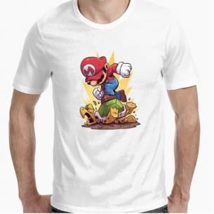 Mario vs Koopa Troopa