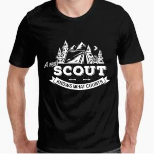 a real scout
