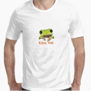besa la rana