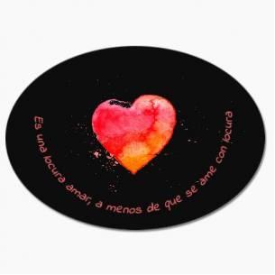imán con proverbio de amor