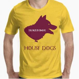Camiseta House Dogs