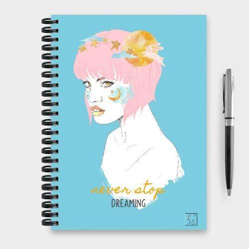 https://media1.positivos.com/146071-thickbox/cuaderno-never-stop-dreaming.jpg
