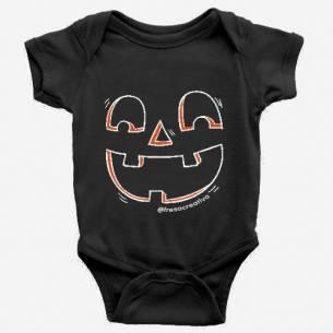 Body Calabaza Halloween