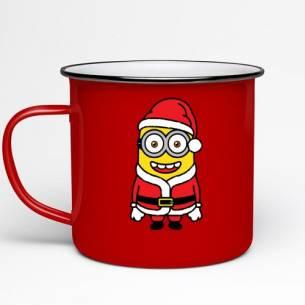 Minion Papá Noel