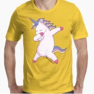 Camiseta Papá Unicornio