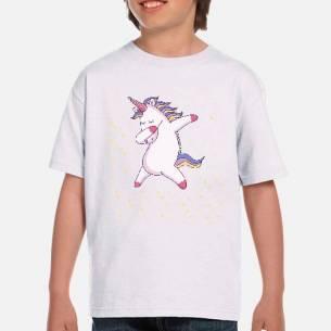 Camiseta Cumpleañer@ Unicornio
