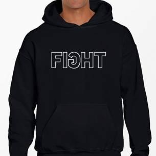 Sudadera FIGHT H