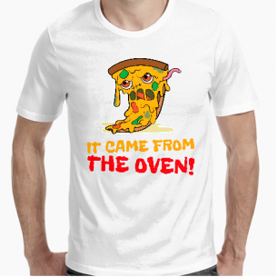 It came from the Oven