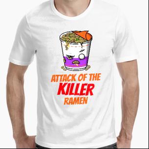 Attack of the Killer Ramen