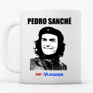 Taza Pedro Sanché