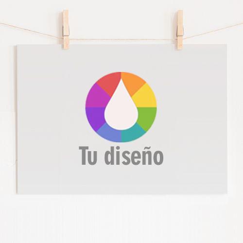 Posters personalizados - Horizontal