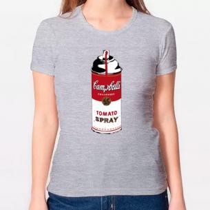 """Camiseta chica """"Campbells..."""