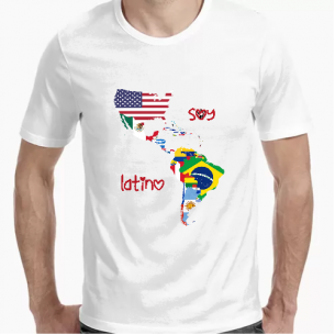 Soy latino -Soy latina