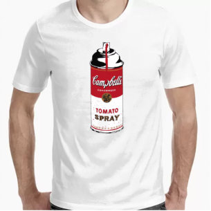 "Camiseta ""Campbells Spray"