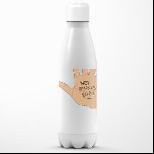 Botella metálica Not Pennys...