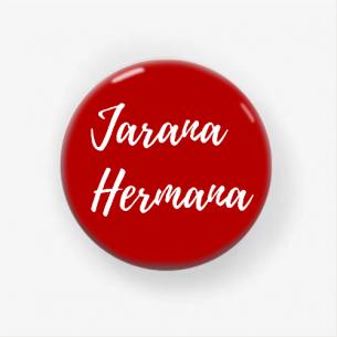 Chapa Jarana Hermana Nairobi (La Casa De Papel)