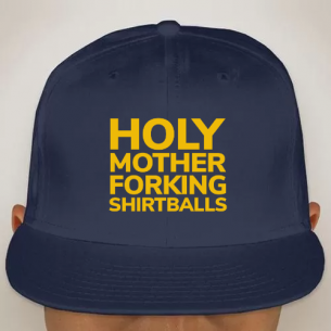 Gorra Holy Mother... (The Good Place)