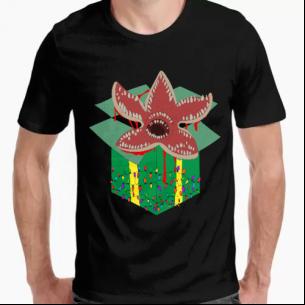 Camiseta Regalo Demogorgon (Stranger Things)