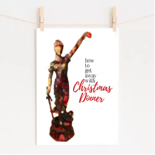 Póster Christmas Dinner (How To Get Away With Murder)