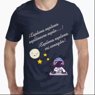 exploraondas explora mi corazon Unisex
