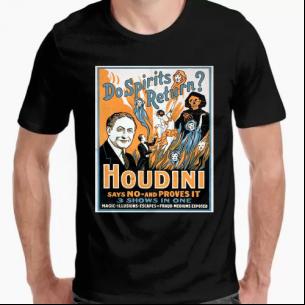HOUDINI ESPÍRITUS
