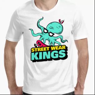 Street Wear kings Octopus