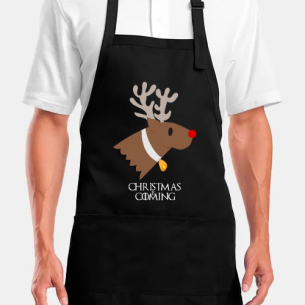 Delantal Christmas Is Coming (Game Of Thrones)
