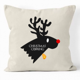 Cojín Christmas Is Coming (Game Of Thrones)