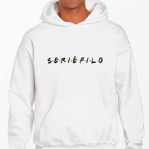 Sudadera Seriéfilo (Friends)