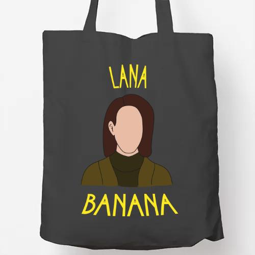 Totebag AHS Asylum - Lana Banana