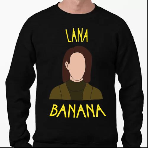 Sudadera AHS Asylum - Lana Banana