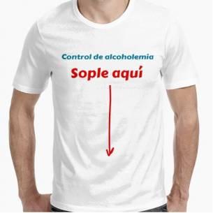 Control de alcoholemia....