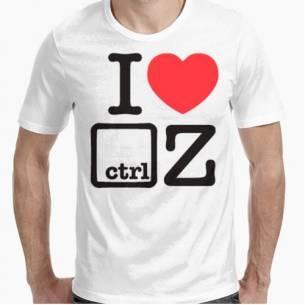 I love CTRL+Z