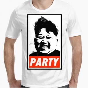 Kim Jong un party