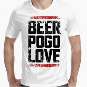 Beer pogo love