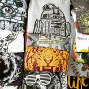 camisetas para peñas y equipos